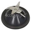 Kenwood Plastic Goblet Blade Assembly Including Seal