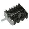 Belling 444448456 Hob Function Selector Switch EGO 46.27266.500