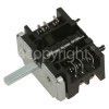 Flavel Oven Function Selector Switch EGO 42.03400.005