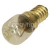 Lec 15W SES Pygmy Oven Bulb