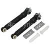Indesit IWB 5123 (UK) Shock Absorber Kit : 210141831-01 100+/-20