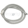 Neff S511A50X1G/01 2.2mtr. Drain Hose Straight (special)