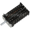 Whirlpool Oven Function Selector Switch EGO 42.05000.050