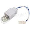 10W Fridge Lamp SES/E14 240V