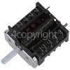 Indesit BIMDS 23 B IX Bottom Oven Function Selector Switch EGO 42.03400.007