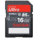 Genuine Sandisk Ultra SDHC Memory Card 16GB