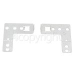 Genuine Bosch Neff Siemens Fixing Kit - Brackets