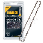 "Genuine Universal Powered By McCulloch CHO028 40cm (16"") 57 Drive Link Chainsaw Chain"
