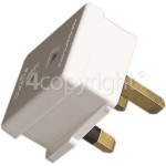 Wellco Plug In Shaver Adaptor
