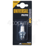 Genuine Universal Powered By McCulloch SGO002 Spark Plug