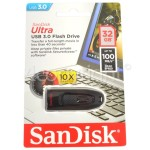 Genuine Sandisk Sandisk Cruzer Ultra 3.0 32GB Flash Drive