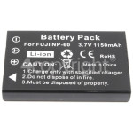 4ourhouse Approved part Compatible NP-60 Camera Battery