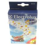 Genuine Electrolux ZE210 Vacuum Cleaner S-Fresh Blossom Air Freshener (Pack Of 4)