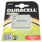 Genuine Duracell DR9720 (Canon NB-6L) Recharable Li-Ion Digital Camera Battery