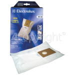 Genuine Electrolux ES82 Microfibre Bag & Micro Filter (Pack Of 4)