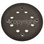 Genuine Bosch Qualcast Atco Suffolk 125mm Rubber Backing Pad