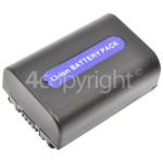 4ourhouse Approved part Compatible NP-FH50 Camera/Camcorder Battery