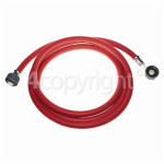 4ourhouse Approved part Universal 2.5m Hot Fill Inlet Hose