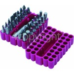 Genuine Rolson Screwdriver Bit Set