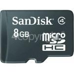 Genuine Sandisk MicroSD-HC Card 8GB