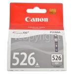 Genuine Canon Genuine CLI-526GY Grey Ink Cartridge