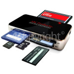 4ourhouse Approved part All-In-One Memory Card Reader