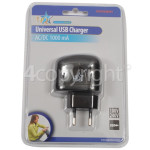4ourhouse Approved part Universal 2 Pin USB Charger