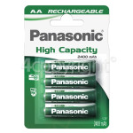 Genuine Panasonic AA Rechargeable Batteries (Need To Charge)