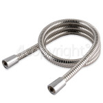 4ourhouse Approved part Universal Stainless Steel Shower Hose - 1. 5M