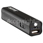 4ourhouse Approved part Juucee Lite USB Power Bank - 2600 MAh