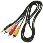 Genuine Panasonic AV Cable