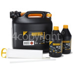 Genuine Universal Powered By McCulloch OLO019 Lawnmower Starter Kit