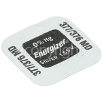 Genuine Energizer 377 / 376 1.55V Silver Oxide Button Cell