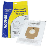 4ourhouse Approved part H63 Filter-Flo Synthetic Dust Bags (Pack Of 5) - BAG346