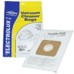 4ourhouse Approved part ES66 Filter-Flo Synthetic Dust Bags (Pack Of 5) - BAG348