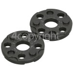 Genuine Flymo Lawnmower Spacer Washer (Pack Of 2)