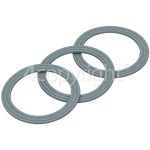 Genuine Kenwood Sealing Ring (Pack Of 3)