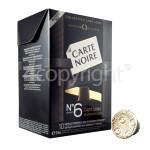 Genuine Carte Noire Cafe Lungo No. 6 Authentique Coffee Pods (Pack Of 10)