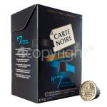 Genuine Carte Noire Espresso No.7 Aromatique Coffee Pods (Pack Of 40)