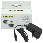 Genuine Karcher Window Vacuum Mains Charger - European Plug