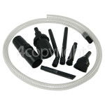 4ourhouse Approved part Universal 8 Piece 32mm / 35mm Micro Tool Kit : Idea For Computers, Laptops, Keyboards, Printers Etc.
