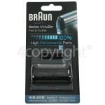 Genuine Braun 10B/20B Series 1 Shaver Foil & Cutter Combi Pack