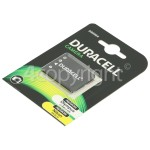 Genuine Duracell Camera Battery