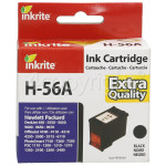 Genuine Inkrite Remanufactured HP-56 Black Ink Cartridge