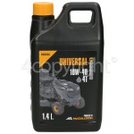 Genuine Universal Powered By McCulloch OLO026 4 Stroke Oil - 1.4 Litre