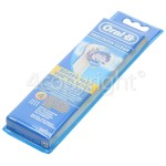 Genuine Oral B EB20-4 Precision Clean Toothbrush Heads (Pack Of 4)