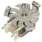Original Quality Component Main Oven Fan Motor