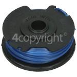 4ourhouse Approved part FL224 Spool & Line : T/F Flymo Single Line Models: CCT250, Contour Power Plus Cordless, ETC.