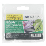 Genuine Jettec Remanufactured HP 364 Black Ink Cartridge (CB316EE)