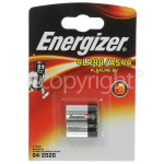 Genuine Energizer Energizer 4LR44/A544 Battery Twin Pack